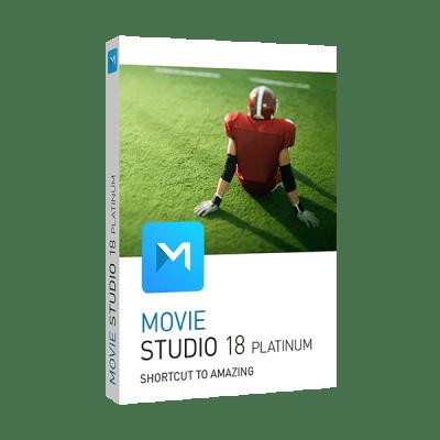 Movie Studio Platinum 365